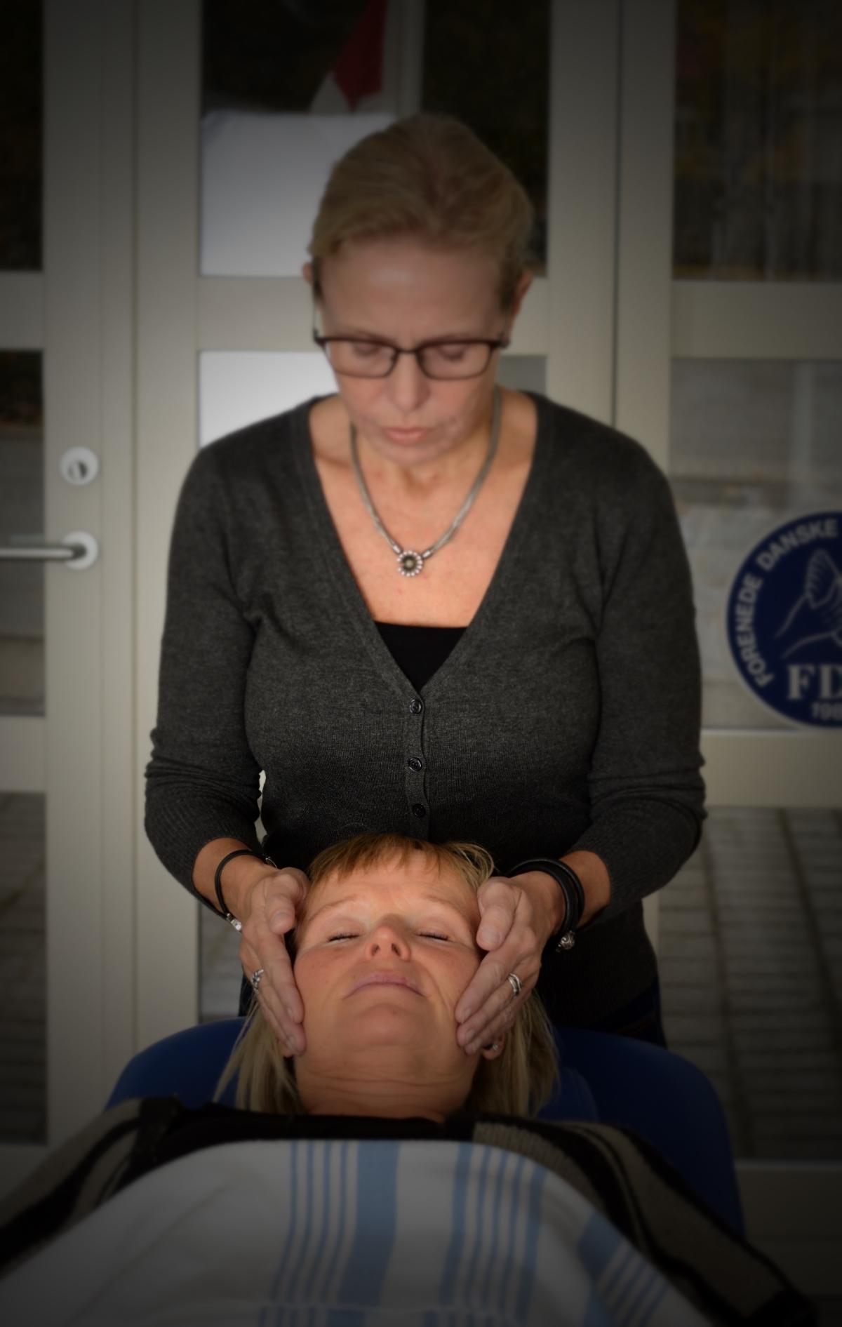 Marianne fra Dit Hjerterum giver healing